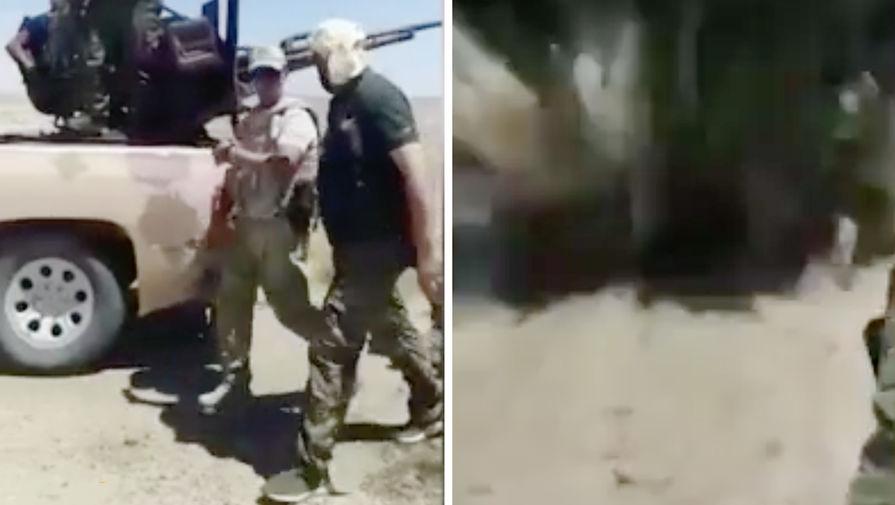Мощный взрыв: в сеть попало видео гибели российского генерала в Сирии