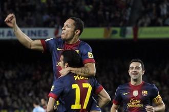 «Барселона» легко переиграла «Сельту»