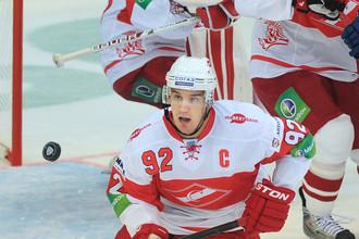 В Хабаровске Радивоевич забросил четвертую шайбу в сезоне