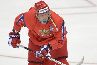 Валерий Ничушкин стал вторым европейцем в рейтинге драфта НХЛ