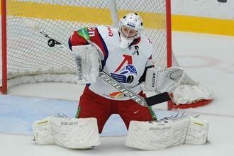 Виталий Колесник совершил 39 сейвов и принес победу «Локомотиву» над «Магниткой»