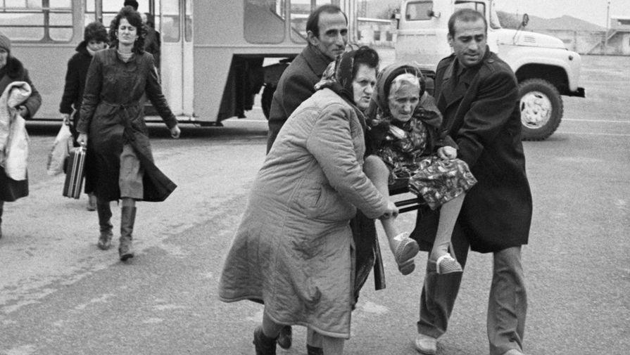 30 лет назад в Баку начались погромы армянского населения