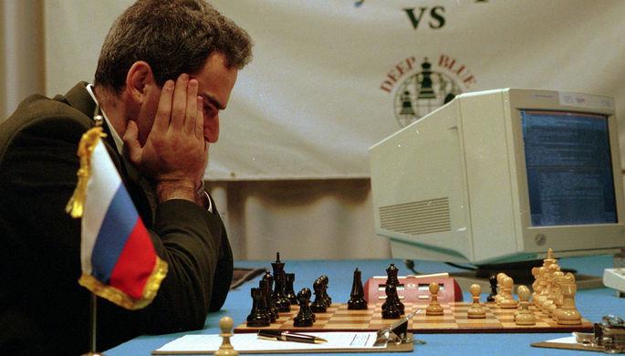 Матч Гарри Каспарова и компьютера Deep Blue, 17 февраля 1996 года