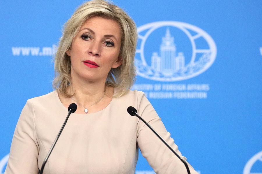 Захарова отреагировала РЅР°РёРґРµСЋ заблокировать РІР§РµС…РёРё сайт Sputnik