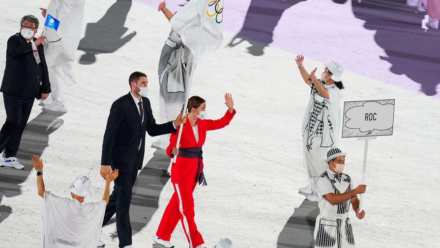 Россия потеряла одну позицию в медальном зачете Олимпиады