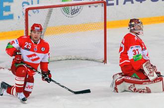 Возвращение Ивана Касутина вдохновило его партнеров по «Спартаку»