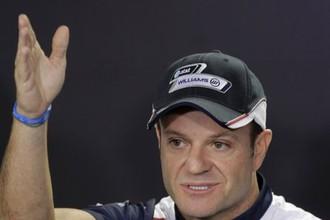 В Бразилии Рубенс попрощается с «Формулой-1»