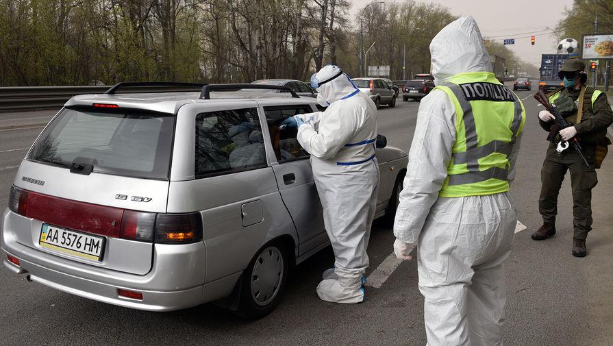 """В минздраве Украины заявили об остановке """"бешеного роста"""" случаев коронавируса"""