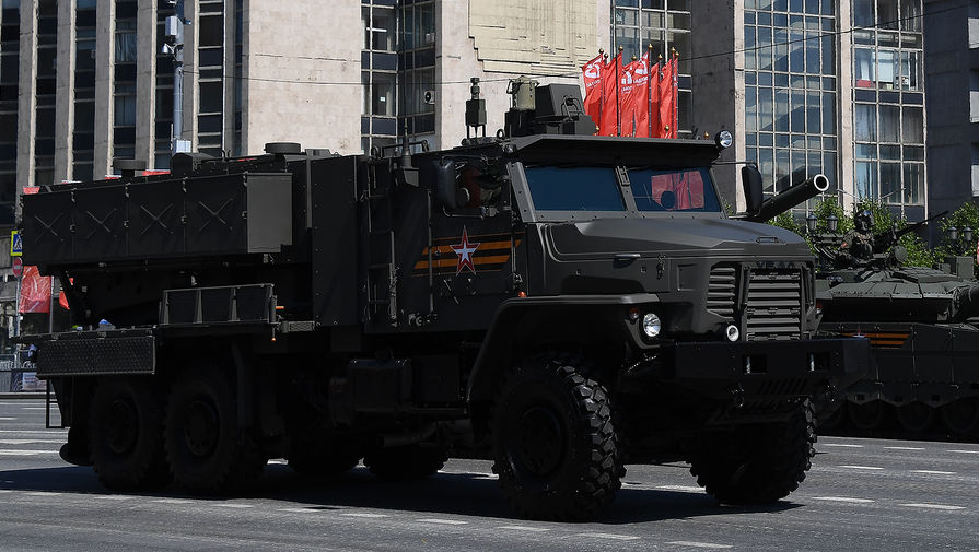 Новый огнемет: чем пугает российская «Тосочка»