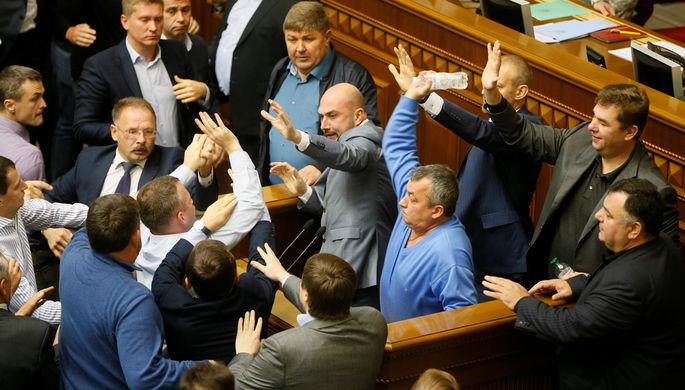 Депутат Рады предложил травить жителей Донбасса дихлофосом
