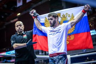 Россия победила на молодежном чемпионате мира по MMA