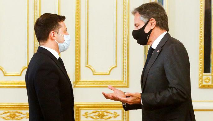 «Не педалируйте тему НАТО»: что делегация США посоветовала Киеву