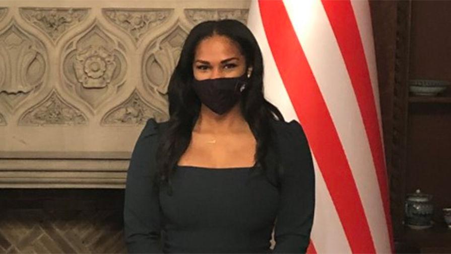 Представитель Госдепартамента США Джалина Портер