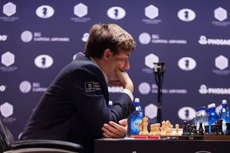 Карякин принимает участие в шахматном супертурнире в Вейк-ан-Зее