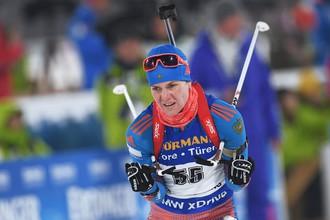 Ирина Старых показала лучший результат среди россиянок в женском спринте на девятом этапе Кубка мира по биатлону