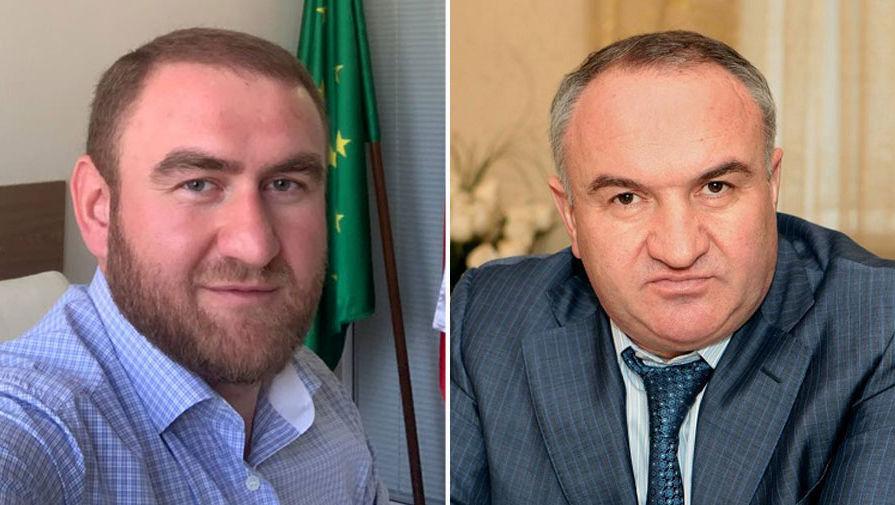 Два фигуранта дела Арашуковых объявлены в федеральный розыск