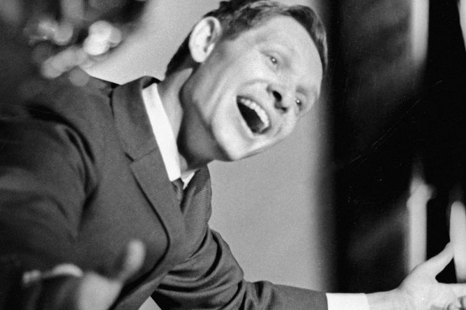Эдуард Хиль, 1966 год
