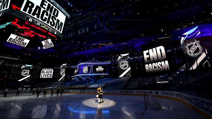 НХЛ против расизма