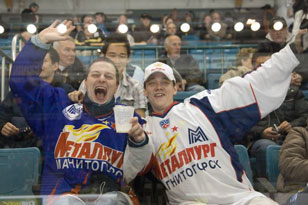 Российские болельщики были довольны