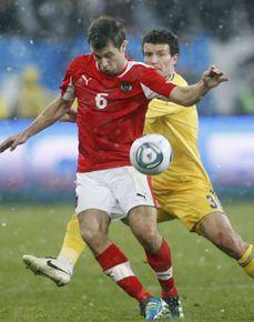 Артем Федецкий вернулся в стартовый состав сборной Украины