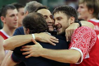Дэвид Блатт доволен подготовкой сборной России к Олимпиаде