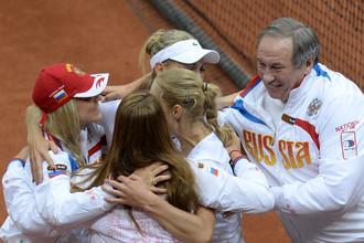 Сборная России в волевом матче переиграла словачек