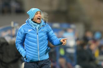 Лучано Спаллетти не считал матч с «Порту» тренерской дуэлью