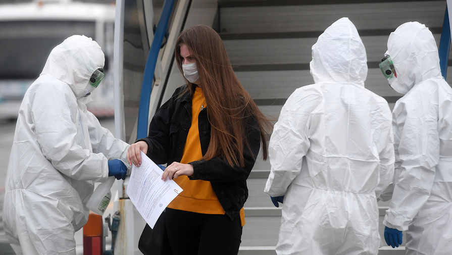 Инфекционист назвала условие для возвращения россиян к привычной жизни