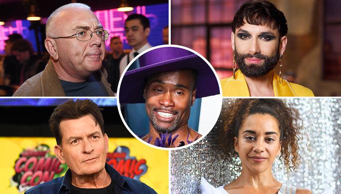 Билли Портер, Кончита Вурст, Мэджик Джонсон и другие звезды, которые живут с ВИЧ