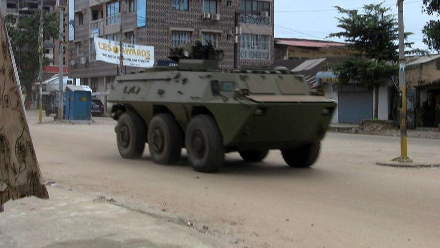 В Гвинее мятежники ввели комендантский час по всей стране
