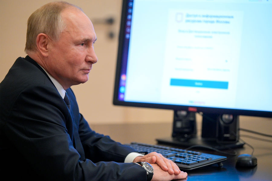 Песков рассказал РѕР± отношении Путина РєРІС‹Р±РѕСЂР°Рј