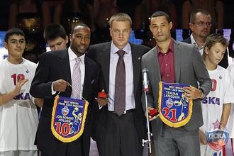 Холден и Лэнгдон простились с ЦСКА и профессиональной карьерой баскетболистов