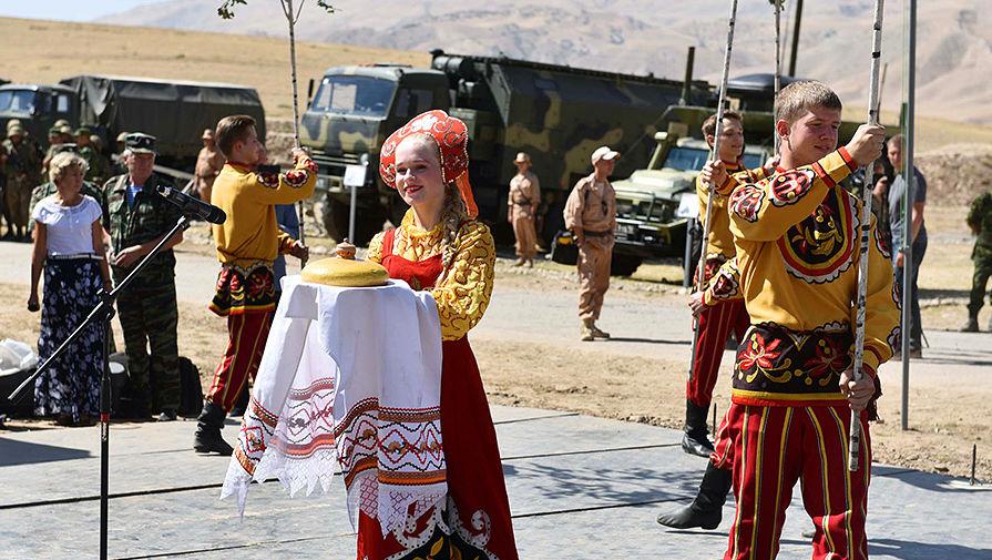 Минобороны просит у Душанбе аэродром