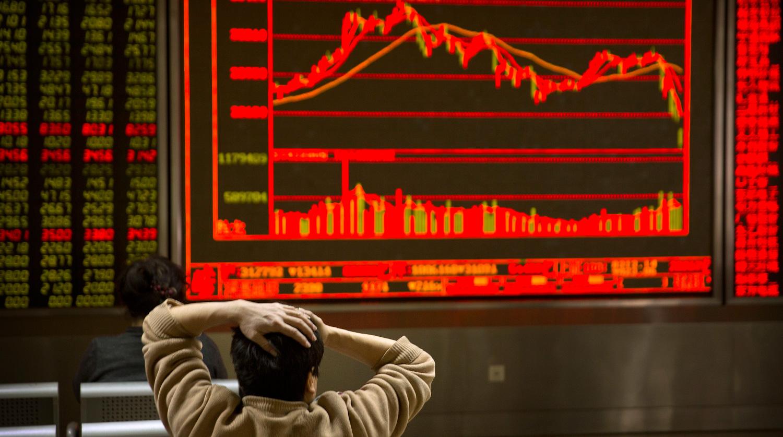 Рынок США обрушился на фоне эскалации торговой войны с Китаем