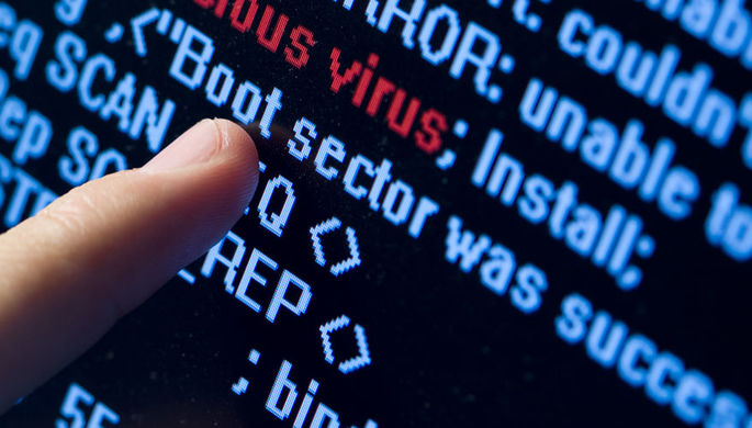 Блокирующий компьютеры вирус атакует россиян
