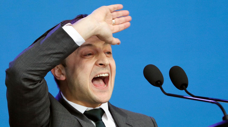 Зеленский не стал извиняться за шутку о сыне Януковича