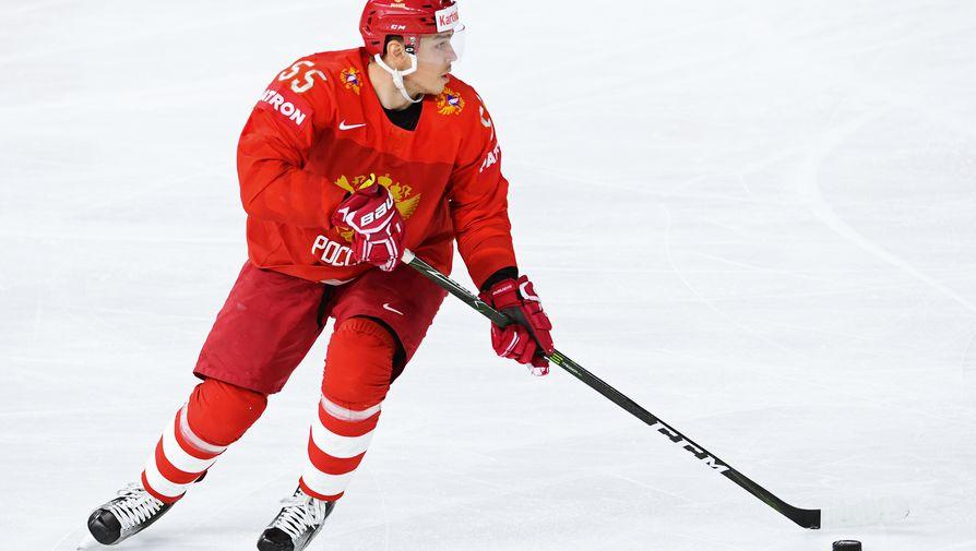 Сборная России проиграла Финляндии на шведском этапе Евротура