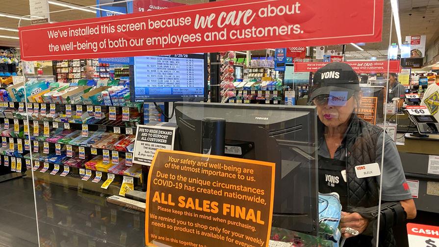 Продавцы опасаются за свою жизнь из-за коронавируса