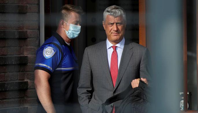 «Цена за свободу»: ответит ли лидер Косова за военные преступления