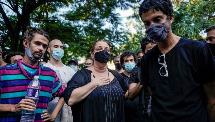 Битва за рэпера: протесты захватили Кубу