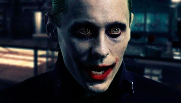 Джаред Лето в образе Джокера в «Отряде самоубийц» (выйдет в прокат в 2016-м)