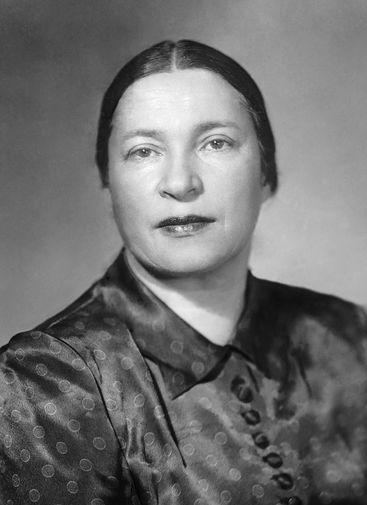 Агния Барто, 1950 год