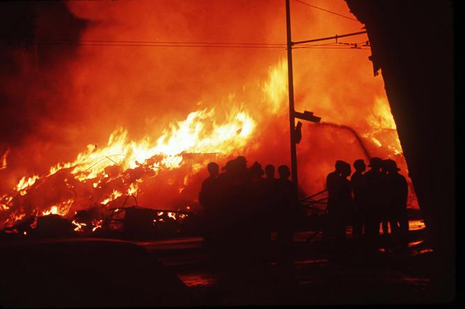 Район Марина, Сан-Франциско, Калифорния, 17 октября 1989 года