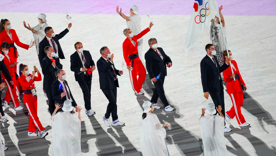 Сборная России поднялась на семь позиций в медальном зачете Олимпиады