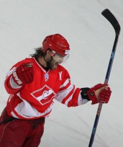 Бывший капитан «Спартака» Максим Рыбин