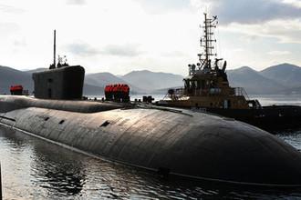 Российская атомная подводная лодка стратегического назначения проекта 955 «Борей» «Владимир Мономах»