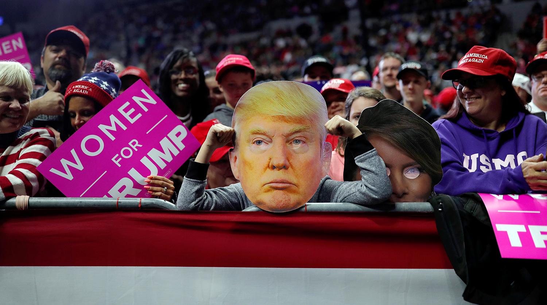 CNN назвал главного врага Трампа