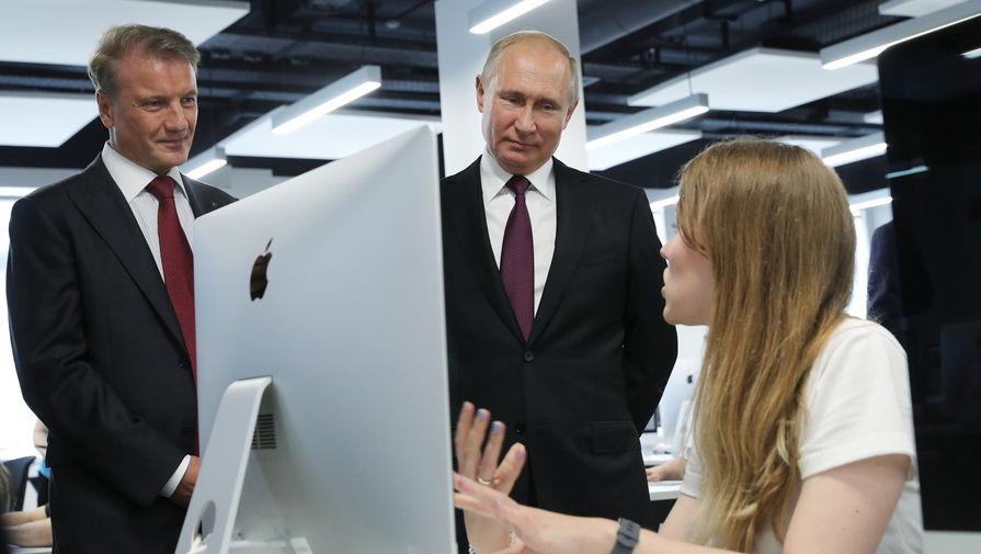 «Россия не должна отставать»: Путин определил властелина мира