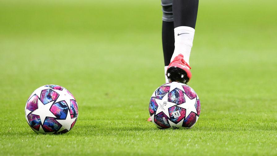 Лига чемпионов, футбольный мяч