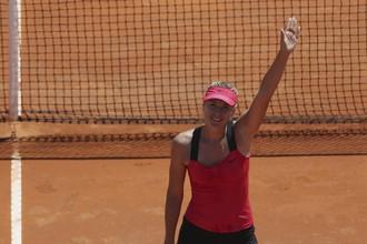 Мария Шарапова вышла в третий круг турнира в Риме